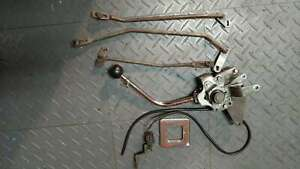 1967 Mustang Cougar Shelby 4 Four Speed Toploader Shifter Ford Oem 390 428 67 68