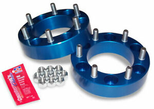 Spidertrax For Toyota 1 5 Thick Wheel Spacers