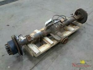 2009 Ford F250sd Pickup Rear Axle Assembly 3 73 Ratio Lock