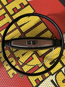 1968 Shelby Mustang Gt500 Gt350 Steering Wheel