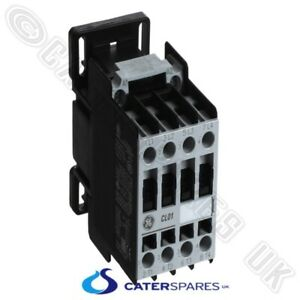 Unox Kve1095a Power Contactor For Electric Convection Ovens Xf130 Xf185 Etc
