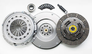 South Bend Clutch 94 98 Ford 7 3 Powerstroke Zf 5 Stock Clutch Kit Solid