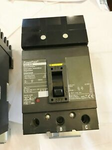 New No Box Square D Qga32225 225a 2400v 3p Powerpact Circuit Breaker Best Price