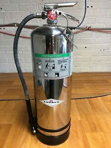 2015 2 5g Amerex K class Wet Chemical Fire Extinguisher Hydrotested Serviced