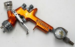 Devilbiss Tekna Clearcoat Paint Spray Gun 1 3 Tip