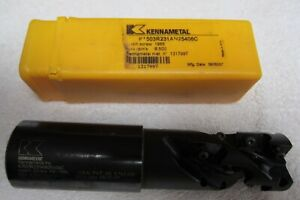 Kennametal Indexable End Mill K1503r231an25406c New Old Stock