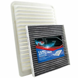 Combo Set Engine Cabin Air Filter For 2005 2020 Toyota Tacoma 2 7l Only