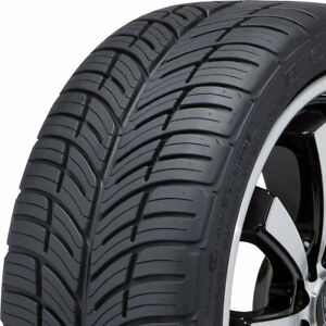 2 New 225 50zr16 92w Bf Goodrich G Force Comp 2 As Plus 225 50 16 Tires