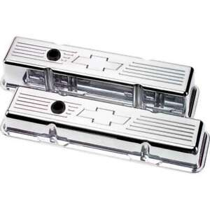 Billet Specialties Sbc Bowtie Tall Valve Covers