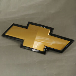 For 2007 2013 Chevrolet Silverado 1500hd Bow Tie Front Grille Emblem Oem New