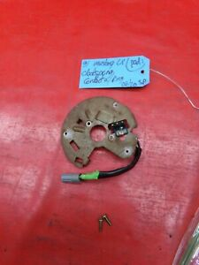 90 91 Ford Mustang Lx Gt Steering Wheel Clock Spring Pin Contact Ring Pins Plate