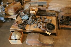 1936 Plymouth And Dodge Engine Parts