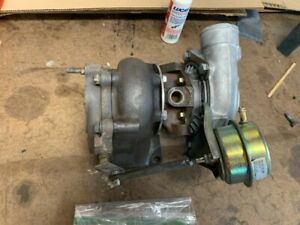 Saab Classic 900 Turbocharger Rebuilt And Complete With Wastegate 1990 To 1994