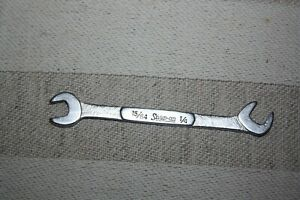 Snap On Ds1516 15 64 X 1 4 Ignition Wrench Classic Script Logo Free Shipping