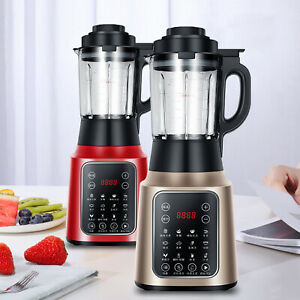 Multi function Commercial Heavy Duty Blender Mixer Juicer Food Processor 800w Us