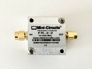 Mini circuits Fk 2 2 10 1000mhz Sma Rf Coaxial Microwave Frequency Multiplier