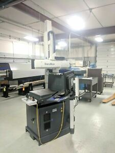 Zeiss Duramax Cmm 5 5 5 2012 Quality Control Machine