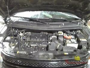 2013 Ford Explorer Rear Axle Differential Awd