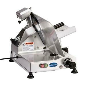 Globe C12 12 In Chefmate Compact Medium Duty Manual Slicer