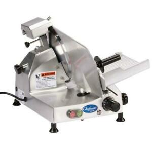 Globe C10 10 In Chefmate Compact Standard Duty Manual Slicer