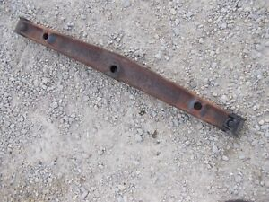 Mccormick Deering Farmall 1020 Ih Tractor Original Frontend Wide Front End Axle