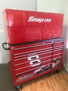 Snap On Tool Box Dale Earnhardt Jr Limited Edition Tool Box