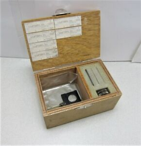 Hitachi 650 0161 Solid Sample Holder For Fluorescence Spectrometer