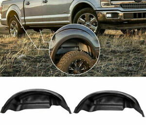 79121 Wheel Well Guards Liners Rear Fender Mud Flaps For Ford 2015 2019 F150