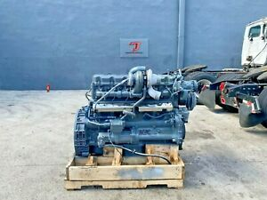 2005 Mack Ami Diesel Engine Serial 5b1789 Family 5mkxh11 9v65