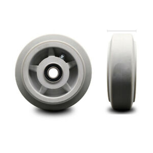 Scc 6 Tpr Wheel Only Replacement For Haul Master Appliance Hand Truck 9913304