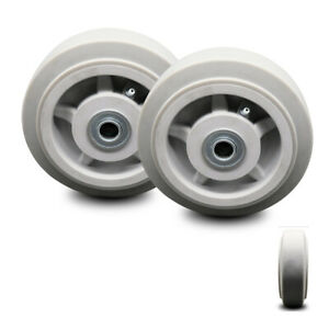 Scc 6 Tpr Wheel Replacement For Haul Master Appliance Truck 9913304 set Of 2