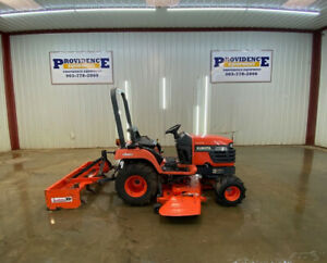 Kubota Bx2200 Orops Hst Sub compact Utility Tractor