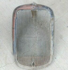 1934 Ford Truck Grille Shell Original Pickup Panel Custom Rod 1933
