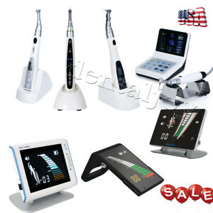 Dental Endodontic Endo Motor 16 1 Contra Angle Wireless root Canal Apex Locator
