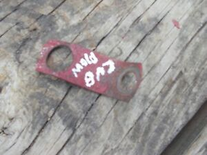 Farmall Cub H M 350 450 Sh Tractor Original Ih Seat Clip Bracket For Plow Rope