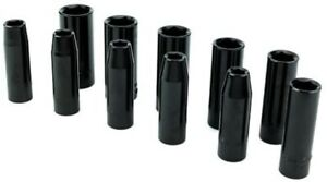 Powerbuilt 640832 Metric 1 2 Inch Drive Impact Deep Socket 11 Piece Set