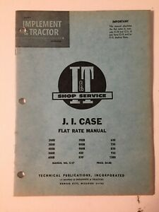 Case 200 300 400 500 600 700 800 900 430 530 630 730 830 930 1200 Tractor Manual