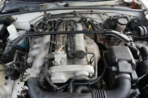 01 02 Mazda Mx 5 Miata Engine 1 8l Vin 3 8th Digit 2001 2002 126k Miles