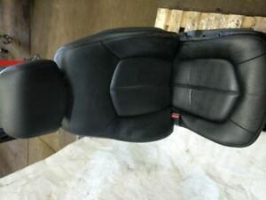 2009 Cadillac Cts Driver Front Seat Excluding V series Without Power Lumbar