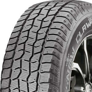 4 New Lt265 70r18 E 10 Ply Cooper Discoverer Snow Claw Winter 265 70 18 Tires