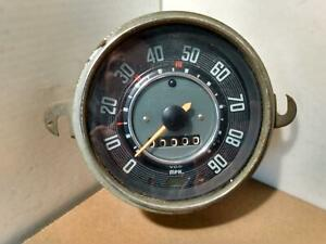 Vintage Speedometer 90 Mph Idea For Rad Rod Hot Rod Project