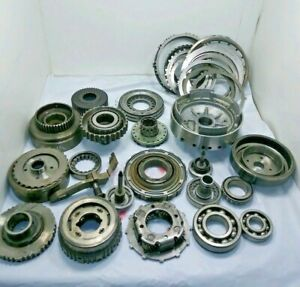Industrial Machine Age Transmission Gears Bearing Steampunk Lamp Parts