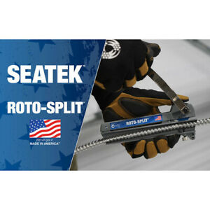 Southwire Seatek Roto split Armored Cable Wire Cutter Stripper Bx mc 14 2 10 4