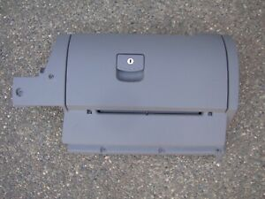 Volkswagen Beetle Glove Box With Aux In 98 08 Grey Oem