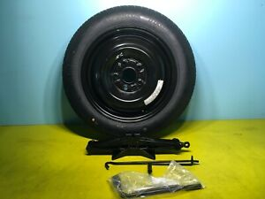 Spare Tire With Jack Kit Fits 2010 2011 2012 2013 2014 2015 Honda Civic