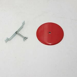 Farmall Cub A B C 100 140 Clutch Cover Round Cover With Mount