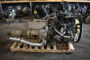 2015 Duramax 6 6 Lml Engine 4x4 Allison Trans Transfer Case Swap Liftout 81k