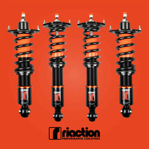 Riaction Coilovers For 89 05 Mazda Miata Na Nb 32 Way Adjustable Coilovers
