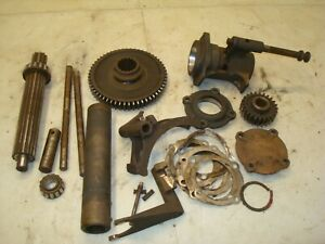 1945 Ford 2n Tractor 3 Speed Transmission Gears Shifters Forks Parts Etc 9n