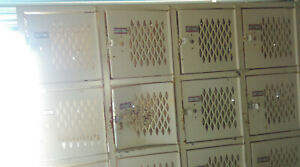 Vintage Large Desota Gym Locker Steel School Locker Local Pickup Only
